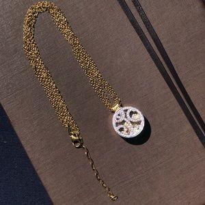 CASA GI Diamond Pendant. 1.40 ct.